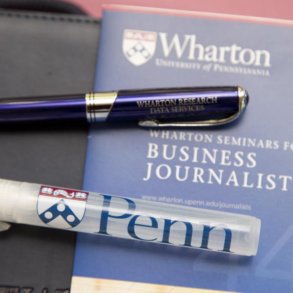 Penn branded product and printed materials