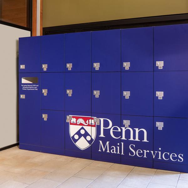 Penn Mail Services mailboxes