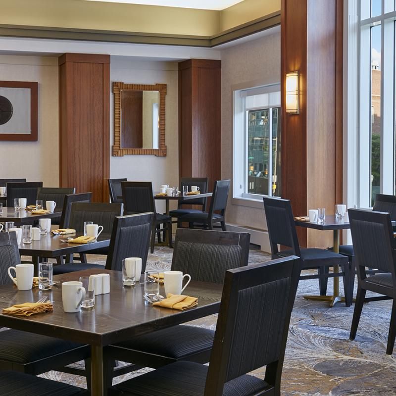 University Club Dining Room
